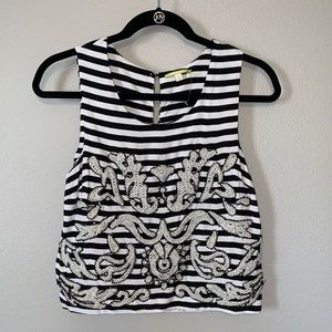 Gianni Bini Tank Top Blouse | Size M